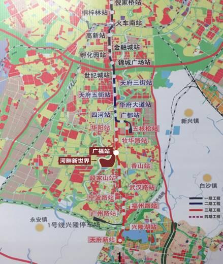 广元旅游手绘地图