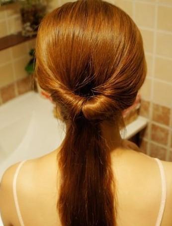 100种头发的盘发编发教程:给自己女友保存起来!