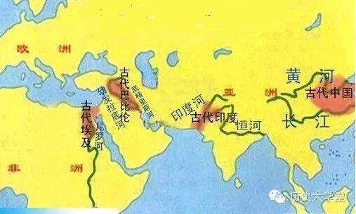 说到四大文明古国 谱儿君相信我们每个人都不陌生图片