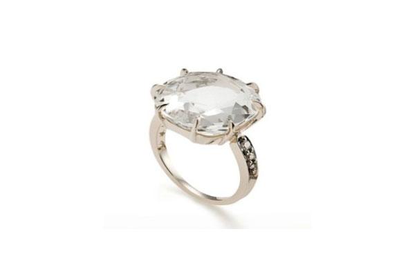 尚美巴黎Chaumet设计出Torsade系列新婚钻戒