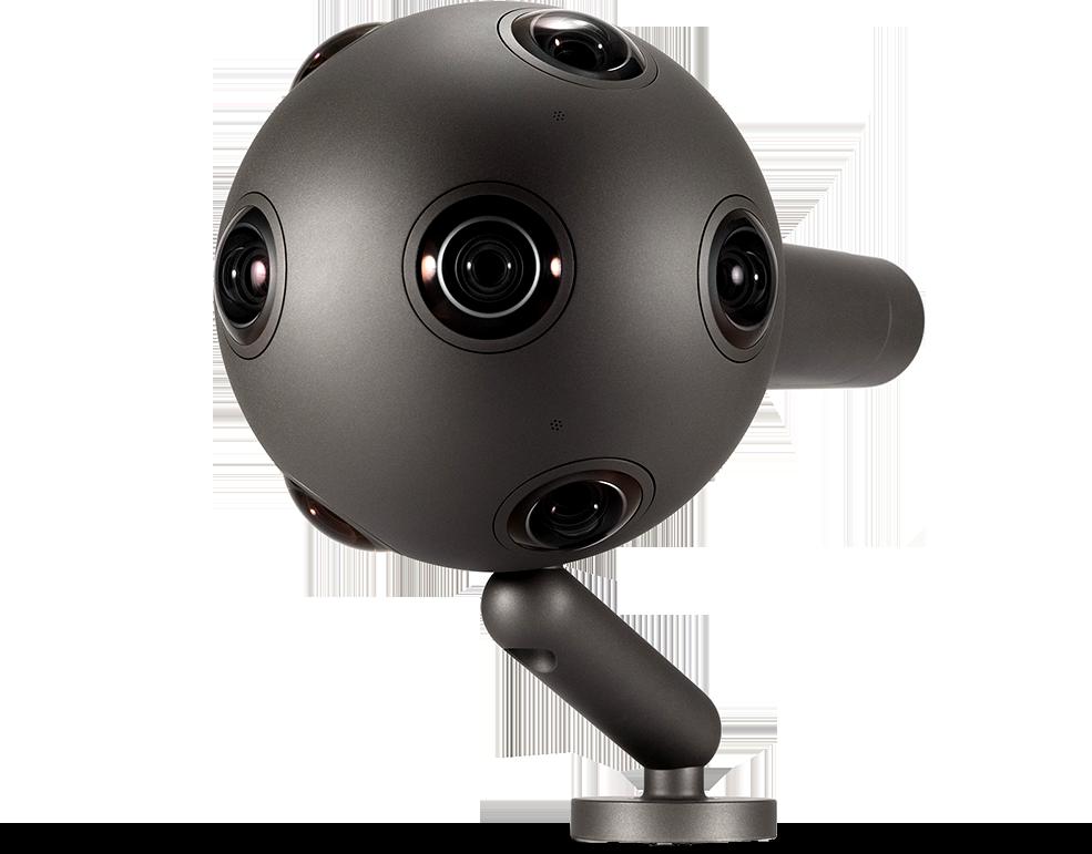 当别人在谈论VR时,这些相机可以帮你自制VR内容