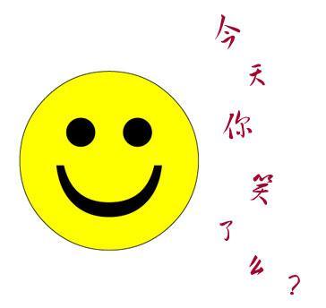 时下最热的微笑瘦脸法 笑一笑就能瘦!