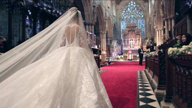 壕 明星婚礼几宗最 你最喜欢哪位的婚礼图片