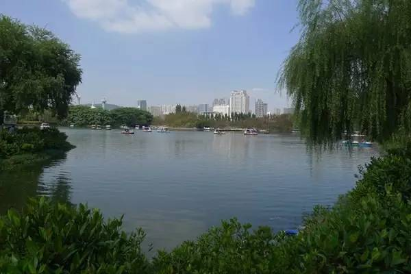 绍兴鲁�yo^�hn�z�zZ_由于南湖公园原有的东西两侧沿湖沿路景观界面破碎凌乱,与筼箉湖区的