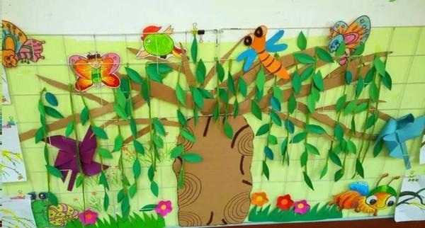 春天来到幼儿园?第二弹——把春天带进教室里