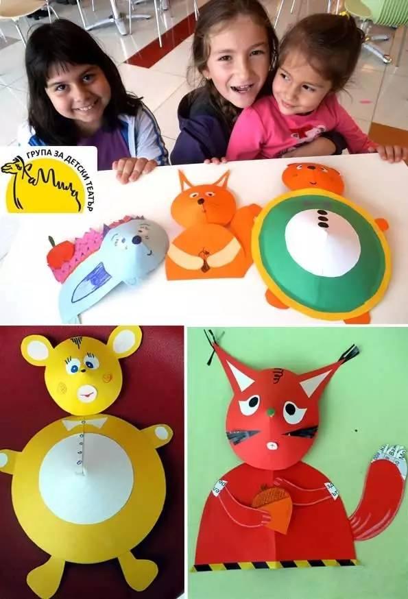 【教师篇】幼儿园春天小动物手工制作