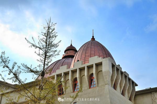 骊靬古城,梦中的文明聚落之城图片