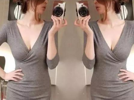胸大的女生怎样穿衣服才好看?