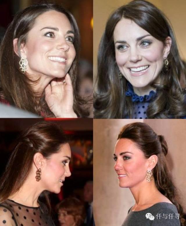 深扒英国王妃凯特的印度不丹之行心机穿着全解释现