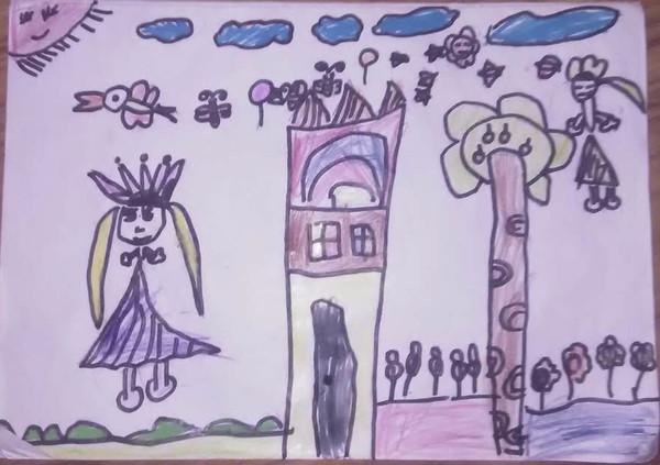 我家孩子的画 儿童绘画作品比赛开始投票啦 第四期