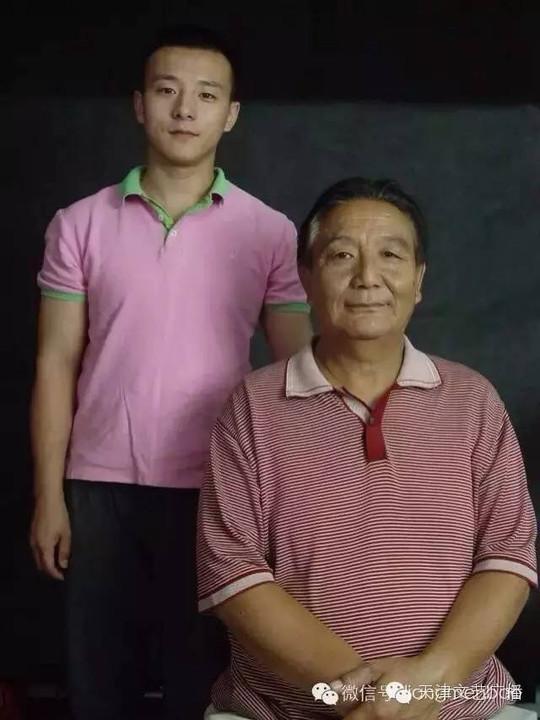 中国相声人物——陈鸣志