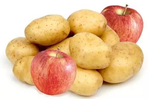 女人梦见削土豆苹果
