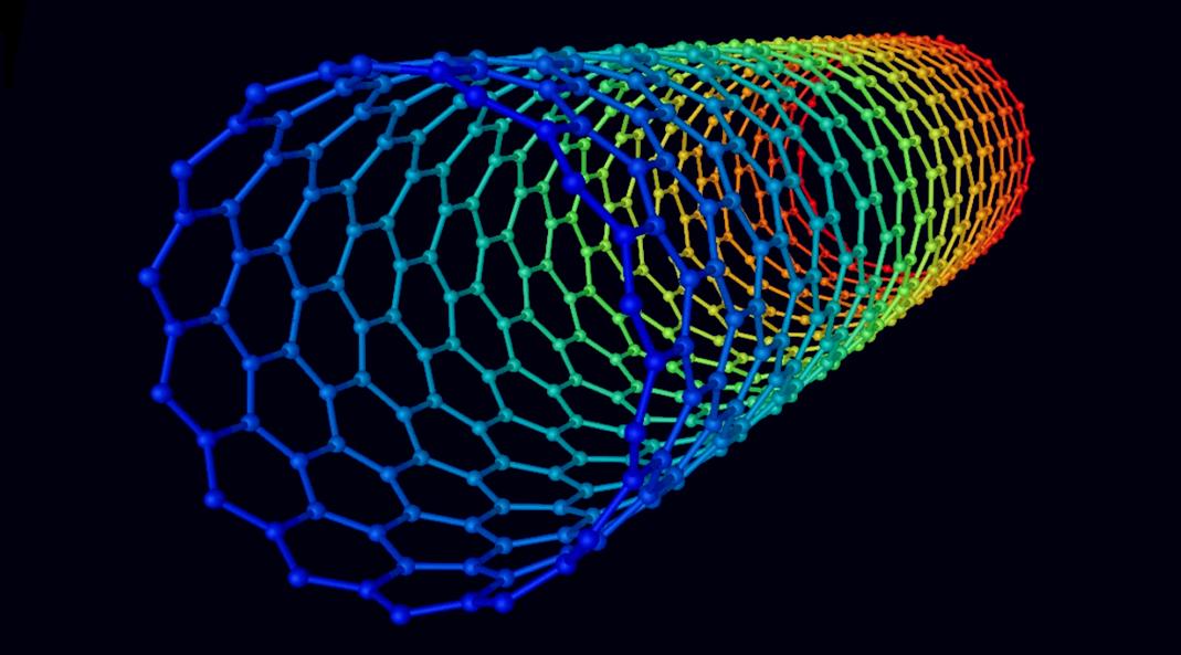 石墨烯由碳原子以sp2杂化结构连成的单原子层构成