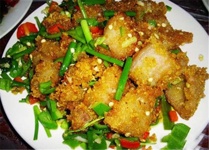 湘西包谷酸回锅肉图片