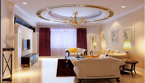 成都房屋室内装修—天花板造型一定要选好