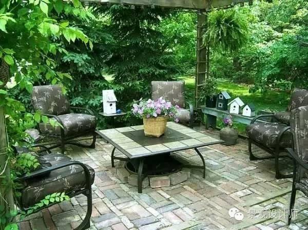 私家庭院花园景观设计3个技巧