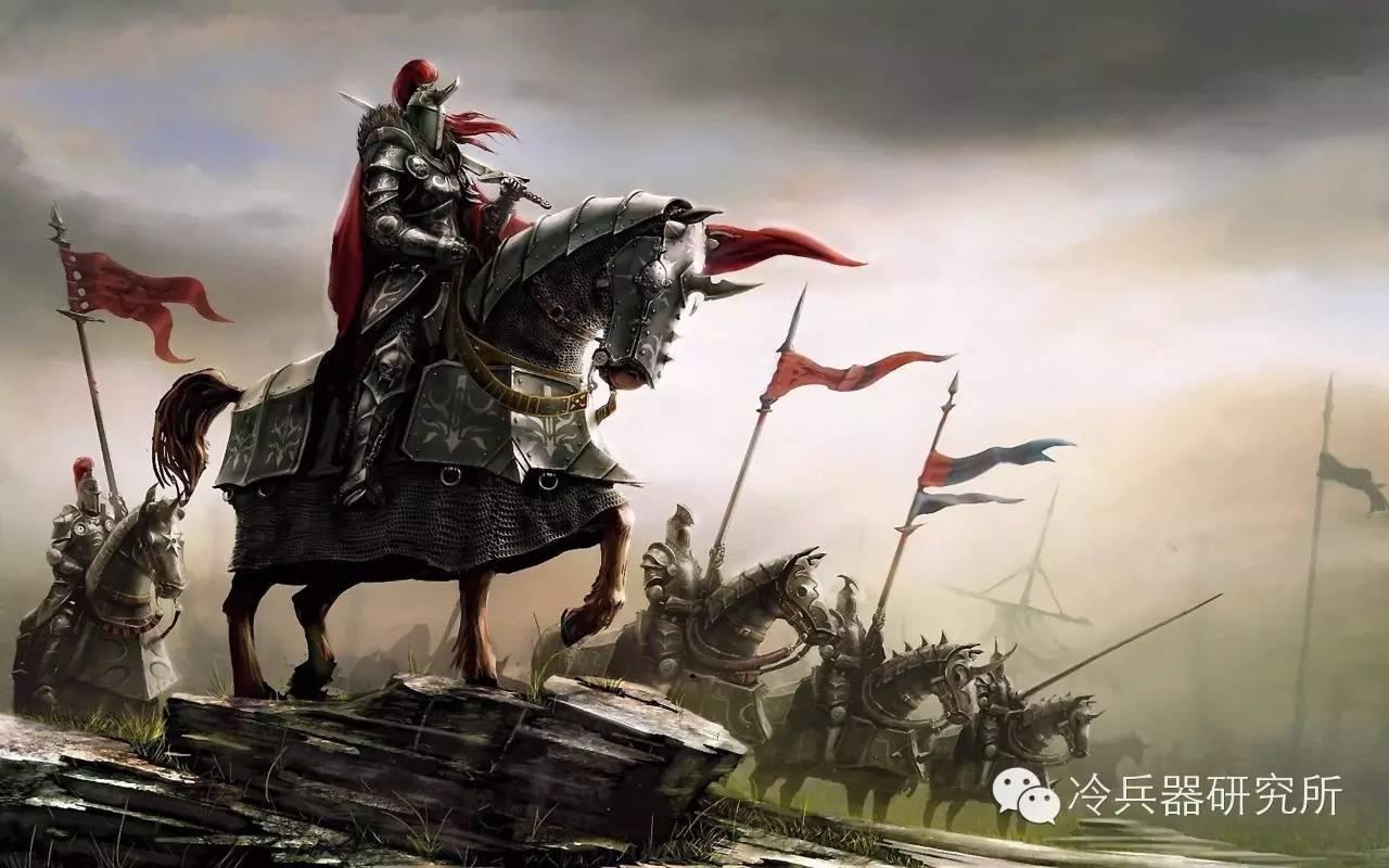 浅谈古代欧洲骑士的兴起