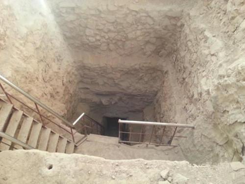九层妖塔的原型——热水古墓!