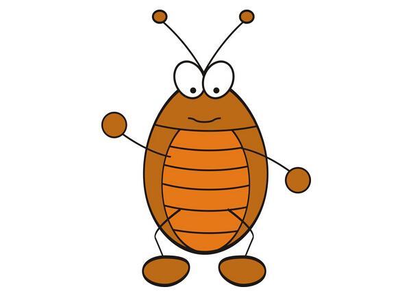 家里有小蟑螂怎么办 用什么蟑螂药好图片