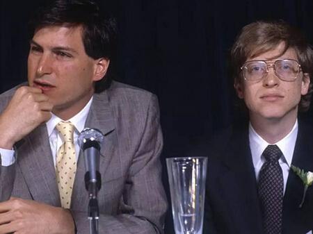 一张图读懂大佬的一生:乔布斯、比尔盖茨等