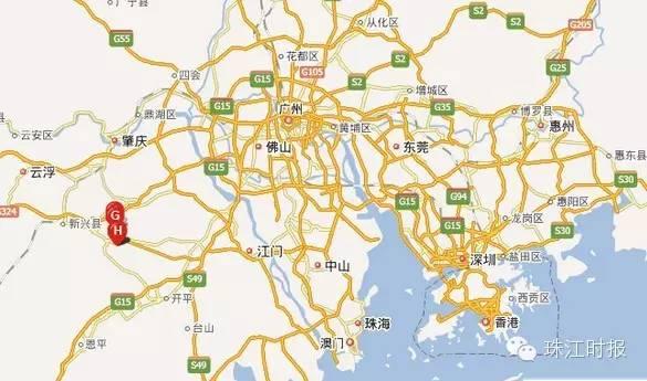 广州第二机场最快2020年建成 至于选址嘛,南沙希望渺茫图片