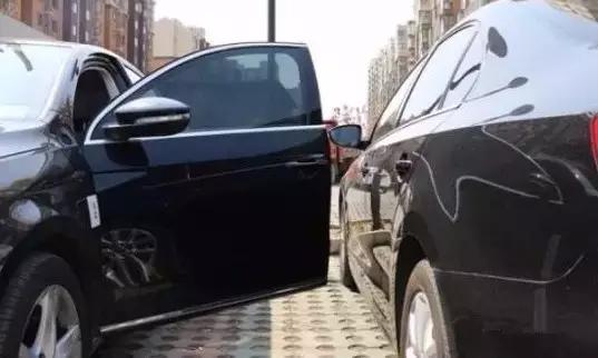 学会这7招,妈妈再也不用担心我的车被刮花了!_车猫网