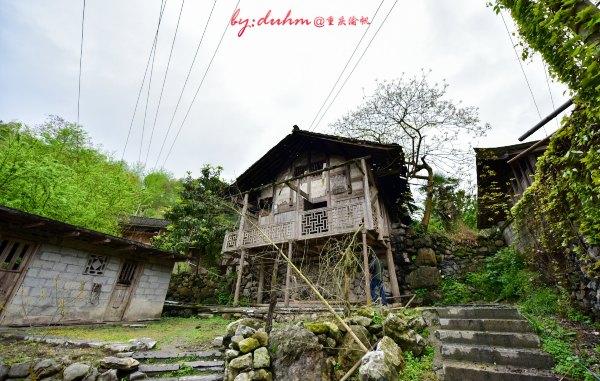 【石泉苗寨】未经商业化侵袭的原生态古寨