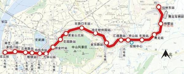 南京地铁1c�{�ޮg� �_南京人必备宝典:南京地铁1-16号线,s1-s9城际轨道完整