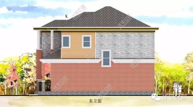 新农村自建房别墅