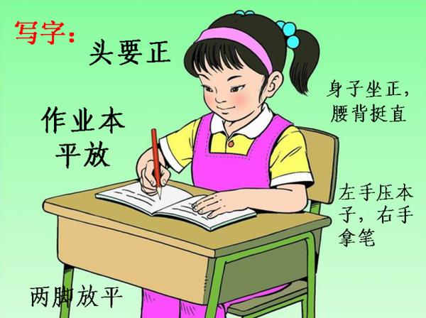 幼儿园值日表卡通图片矢量图