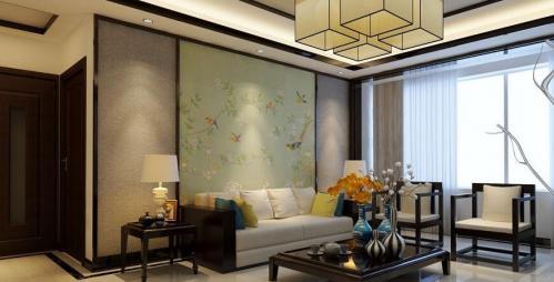 中式装修有哪些装饰材料污染