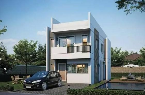 15万经济型别墅自建房