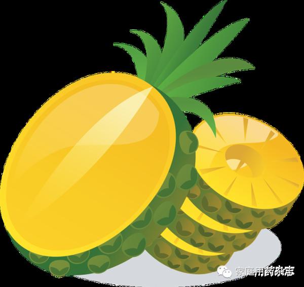 芬芳香甜食菠萝,益处多多禁忌也不少哦