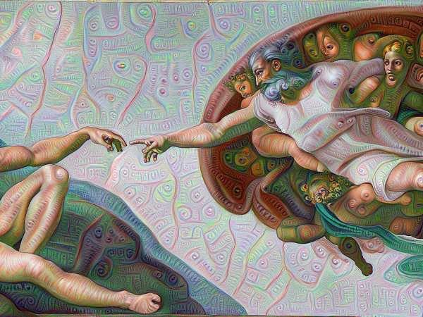 梵高抽象画作品欣赏
