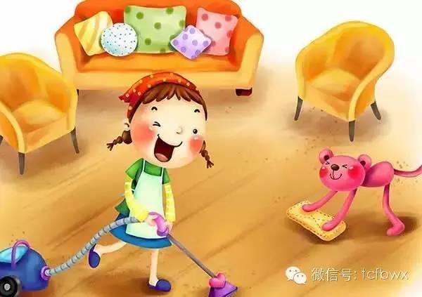 【小布推荐】孩子做家务,该不该给钱?图片