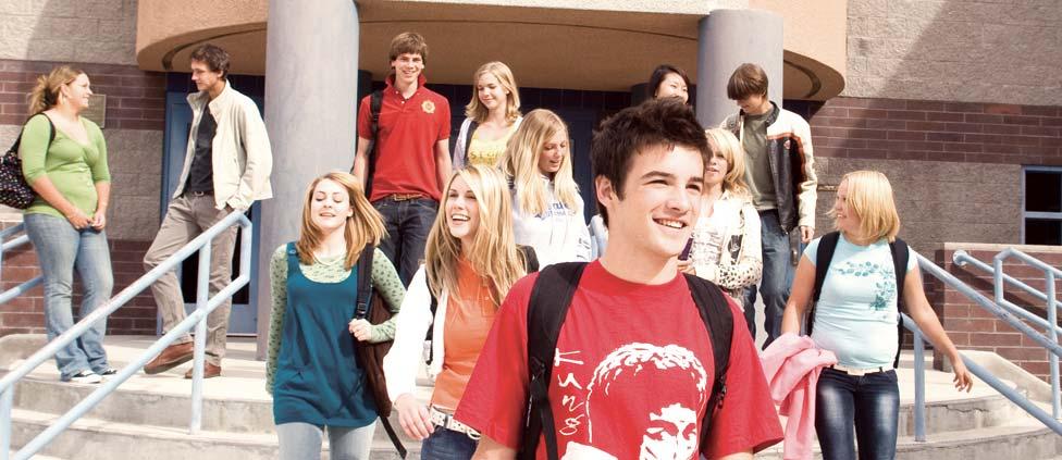 亲历者讲述:我在美国高中这三年-美国高中网