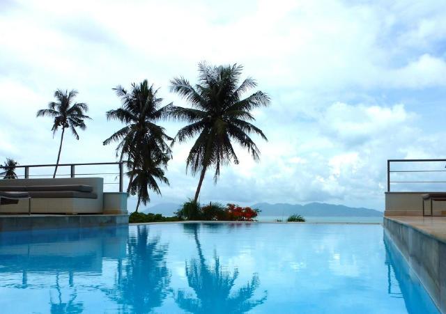 泰国苏梅岛住宿攻略之湄南海滩