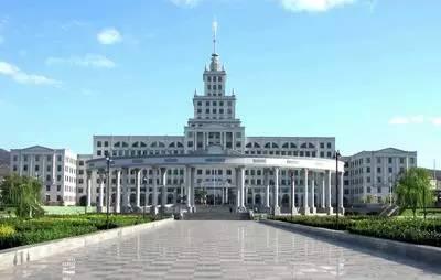 哈尔滨工业大学鸟瞰图-哈工大专业排名图片