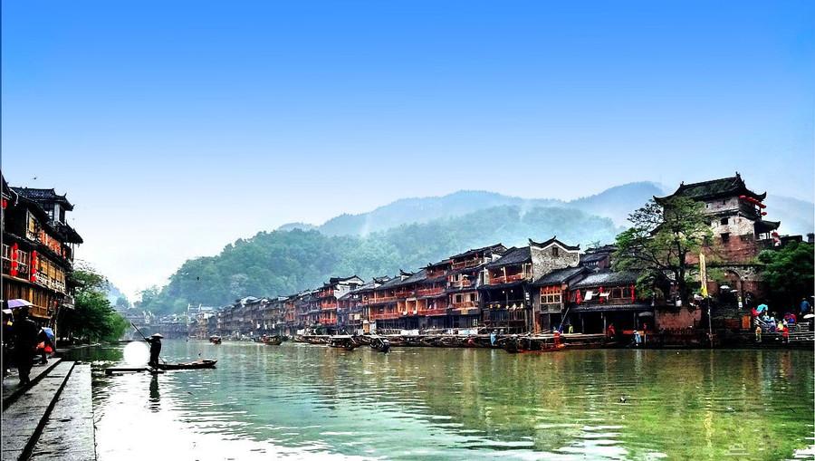 【重庆旅游】五一旅游重庆周边景点攻略