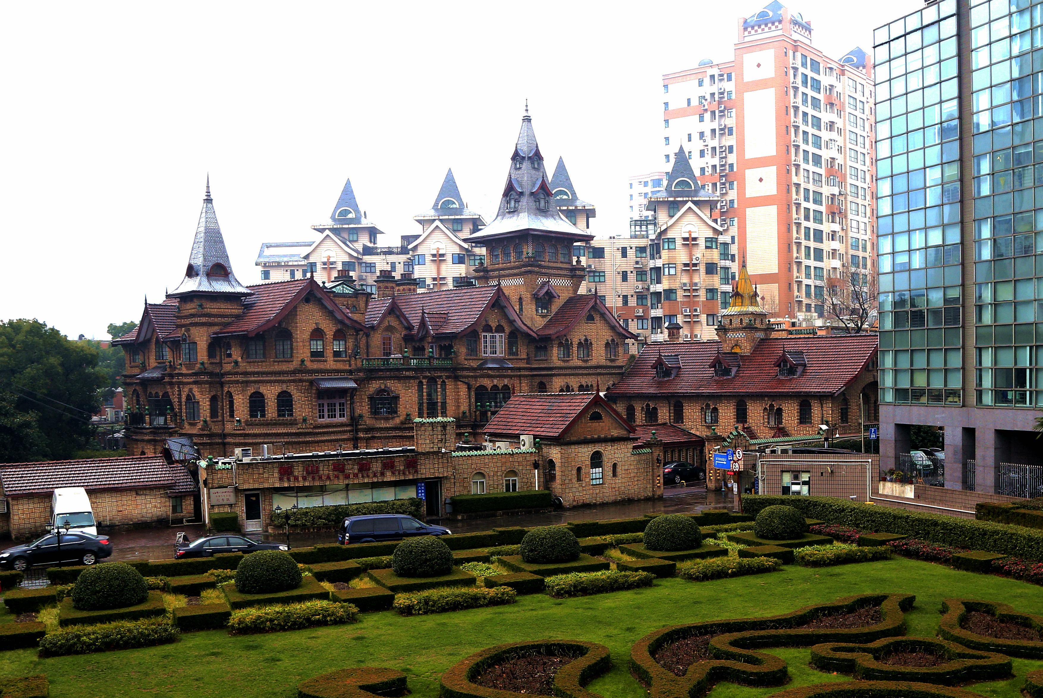 漫步上海老街追忆民国时期的老上海
