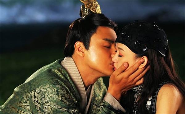 王的女人陈乔恩床戏_陈乔恩,明道《王的女人》