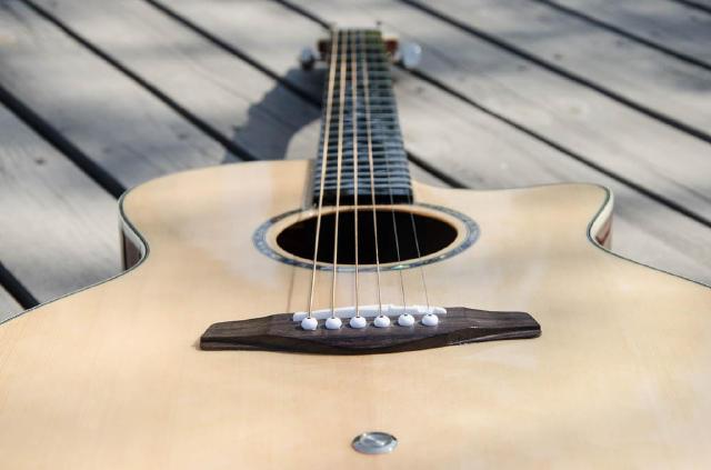 吉他入门生日快乐歌谱