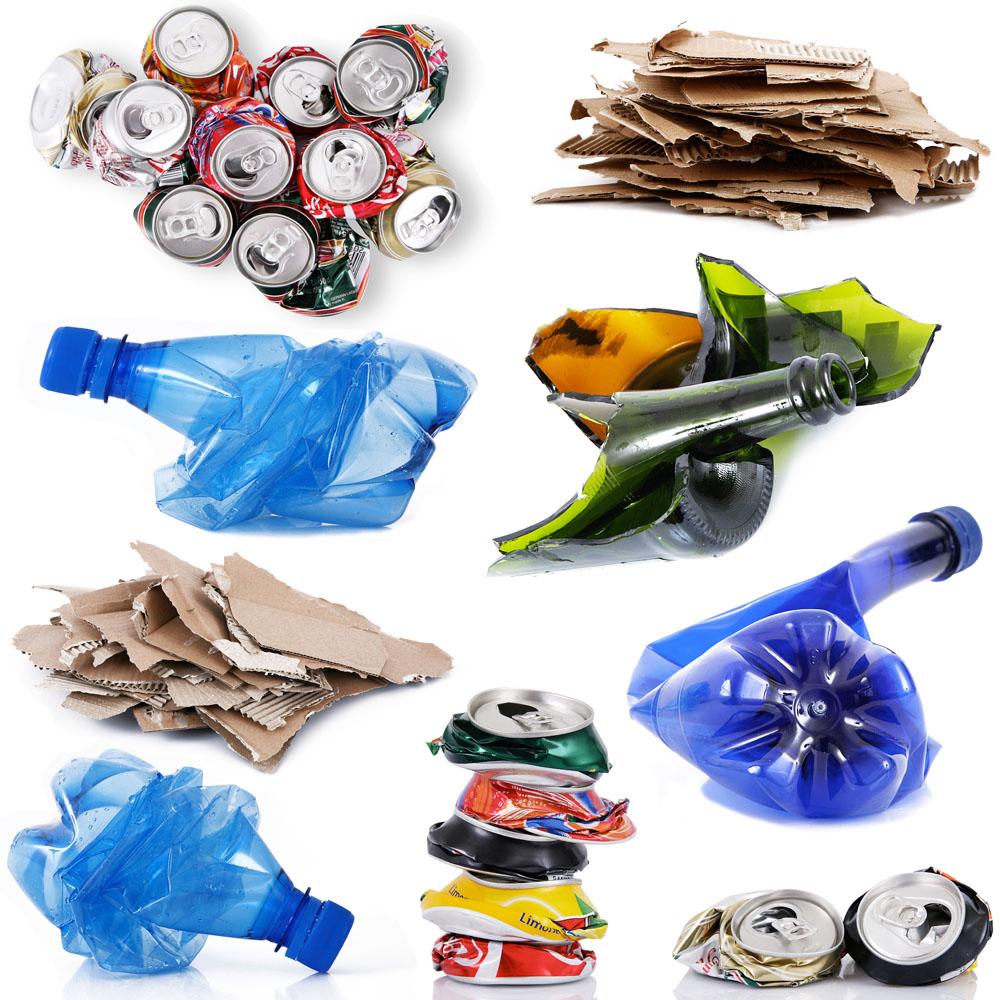 易拉罐撕碎机将垃圾巧妙处理实现资源再利用