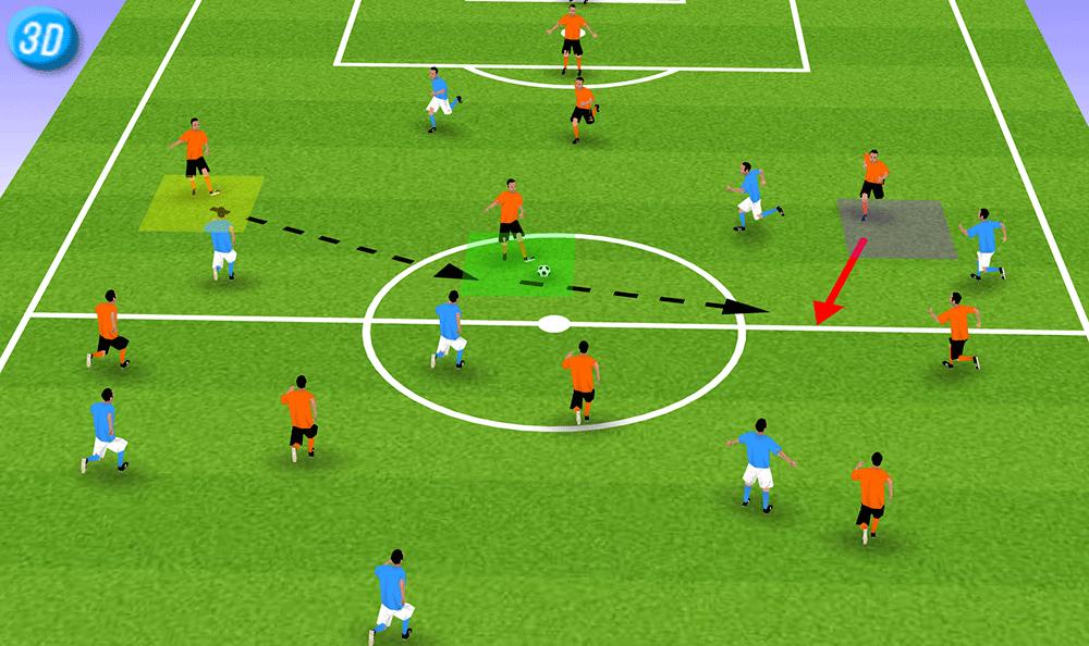 一刻足球3D训练教案第二十七期 A.OK进球实战图片