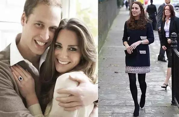 凯特王妃被赞王室时尚偶像 揭秘凯特王妃最爱的珠宝
