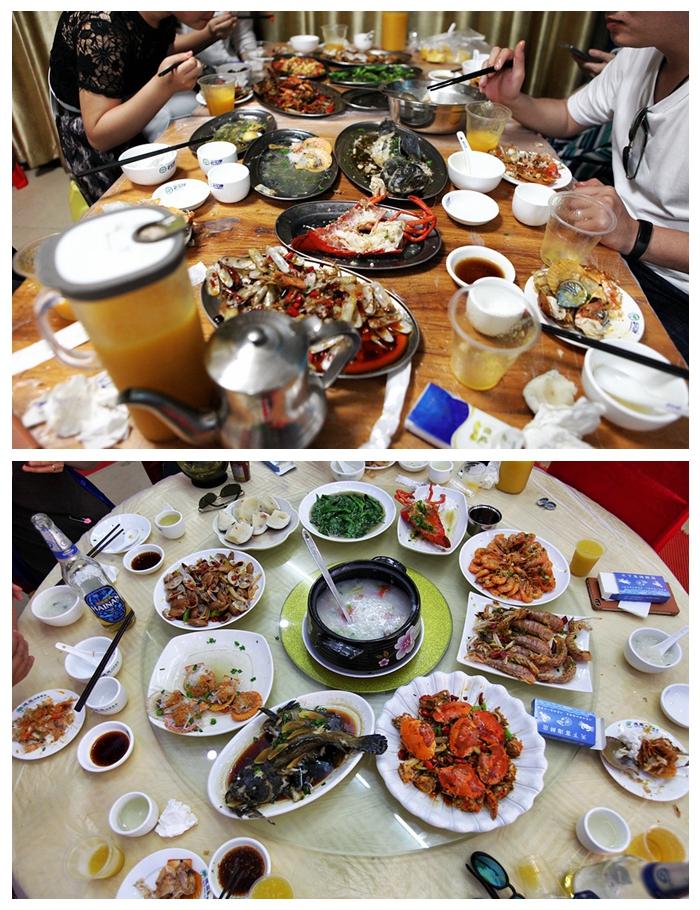 五一小长假如何去三亚愉快吃海鲜秘籍 - 老鼠皇帝首席村妇 - 心底有路,大爱无疆