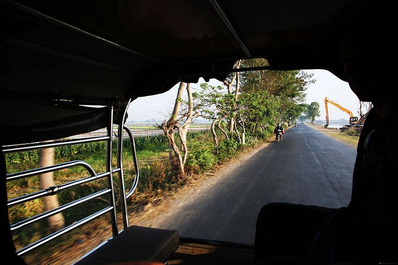 曼谷航空经济舱体验及缅甸见闻