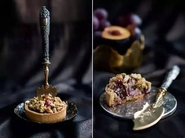 超好看欧式甜点图片