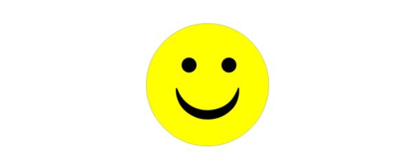 微笑的嘴矢量图