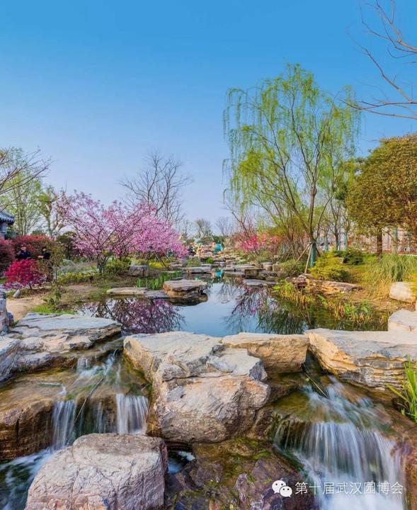 园址:汉口张公堤城市森林公园内